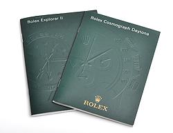 ロレックス 付属品冊子